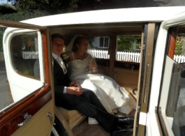 Rolls Royce for wedding hire in Portsmouth